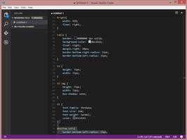 Visual Studio Code screenshot 3