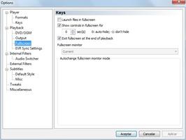 HUplayer screenshot 3