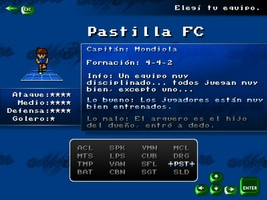 Garra Fútbol screenshot 6
