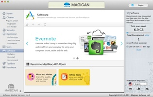 Magican screenshot 7