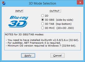 BDtoAVCHD screenshot 4