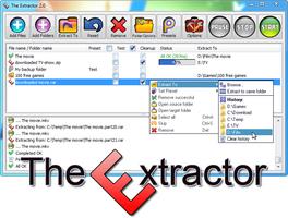 The Extractor screenshot 2