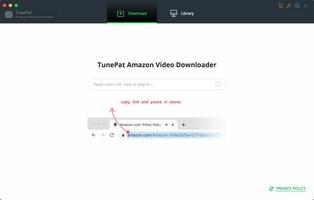 TunePat Amazon Video Downloader for Mac screenshot 2