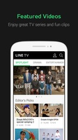 LINE TV screenshot 6