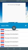 Atom VPN screenshot 2