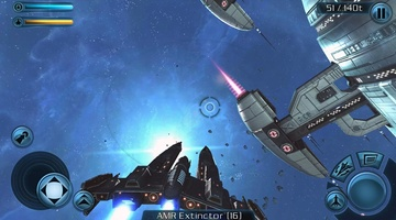 Galaxy on Fire 2 HD screenshot 4