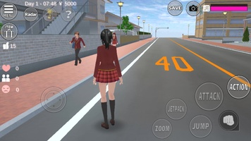 SAKURA School Simulator screenshot 4