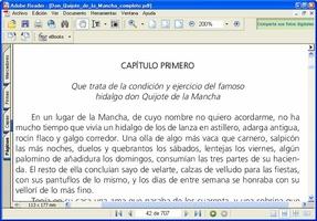 Don Quijote de la Mancha screenshot 3