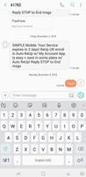 Samsung Messages screenshot 4