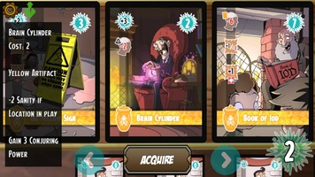 Cthulhu Realms screenshot 10