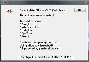 Clownfish for Skype screenshot 2