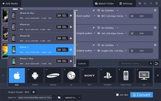 Movavi Video Converter screenshot 5