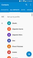 Google Contacts screenshot 3
