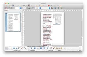 LibreOffice screenshot 4