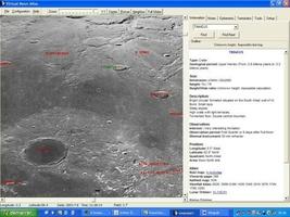 Virtual Moon Atlas screenshot 3