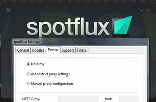 Spotflux screenshot 4