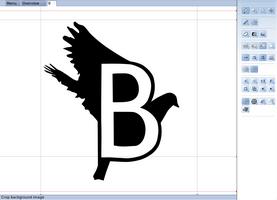 Birdfont screenshot 3