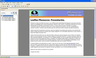 LenMus screenshot 4