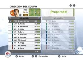 FIFA08 screenshot 7