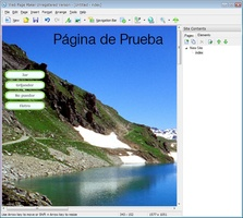 Web Page Maker screenshot 3