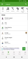 BeSoccer - Resultados de Futebol screenshot 5