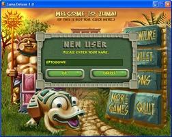 Zuma Deluxe screenshot 5