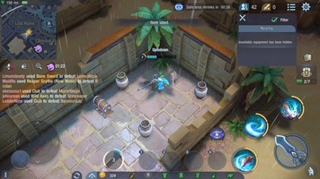 Survival Heroes screenshot 4