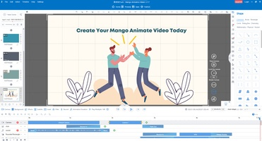 Mango Animation Maker screenshot 5