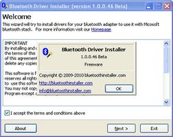Bluetooth Driver Installer screenshot 4