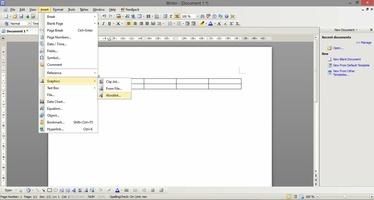 Kingsoft Writer Free 2012 screenshot 2
