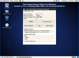 The Fastest Mouse Clicker for Windows screenshot 4