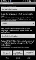 Voice Aloud Reader screenshot 4