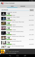 YT3 Music Downloader screenshot 3