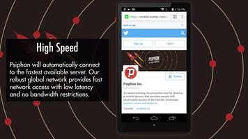 Psiphon Pro screenshot 11