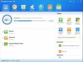 Baidu PC Faster screenshot 11