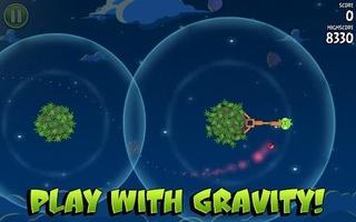 Angry Birds Space screenshot 2