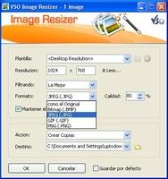VSO Image Resizer screenshot 5