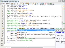 Apache NetBeans screenshot 5