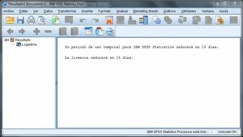 IBM SPSS Statistics Base screenshot 3
