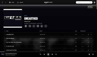 Amazon Music screenshot 5