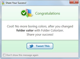 Folder Colorizer screenshot 4