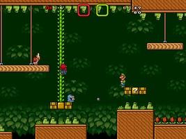 Super Mario Bros X screenshot 4
