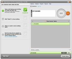 Time Doctor for Windows screenshot 4