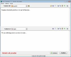 Ace Translator screenshot 4
