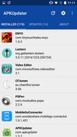 APKUpdater screenshot 3