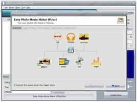 Easy Photo Movie Maker screenshot 2