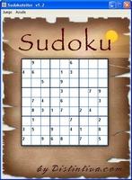 Sudokuteitor screenshot 2