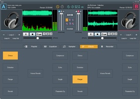DJ Mix Studio screenshot 4