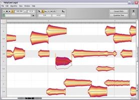 Melodyne Editor screenshot 3