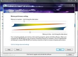 Chris-PC RAM Booster screenshot 2